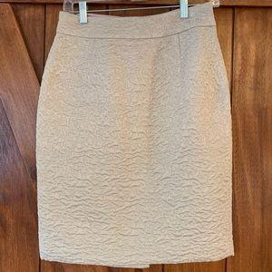 Banana Republic Textured Pencil Skirt 2